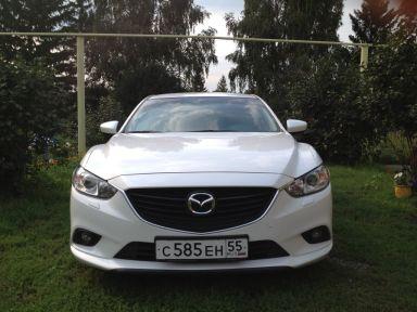 Mazda Mazda6 2013 отзыв автора | Дата публикации 19.08.2014.