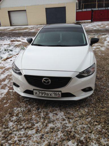 Mazda Mazda6 2013 отзыв автора | Дата публикации 28.10.2014.