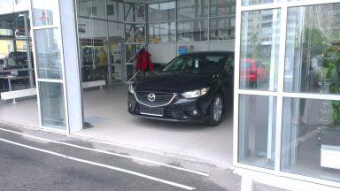 Mazda Mazda6 2013 отзыв автора | Дата публикации 09.11.2014.