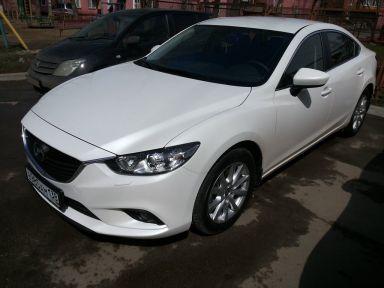 Mazda Mazda6 2013 отзыв автора | Дата публикации 19.11.2014.