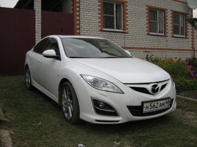 Mazda Mazda6 2010 отзыв автора | Дата публикации 22.02.2015.