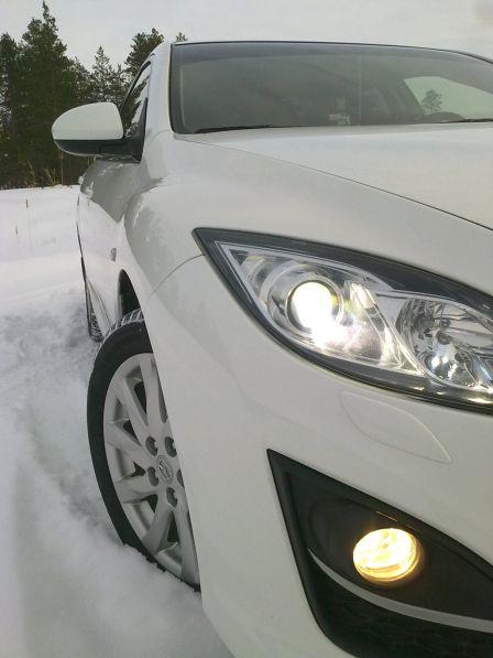 Mazda Mazda6 2010 - отзыв владельца