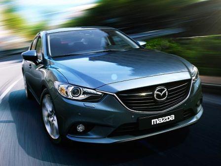 Mazda Mazda6  - отзыв владельца