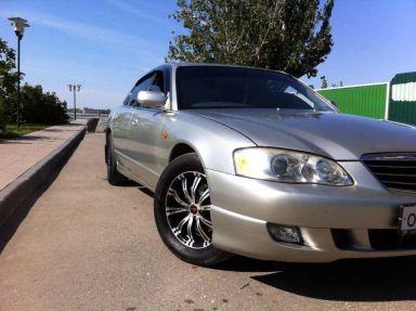 Mazda Millenia 2002 отзыв автора | Дата публикации 08.02.2014.