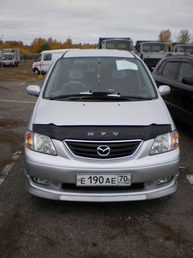 Mazda MPV, 2001