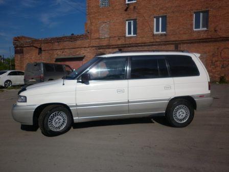 Mazda MPV 1997 - отзыв владельца
