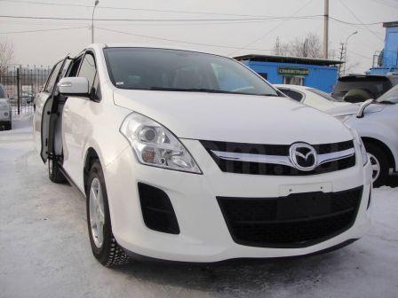 Mazda MPV 2010 - отзыв владельца