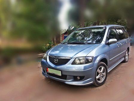Mazda MPV 2002 - отзыв владельца