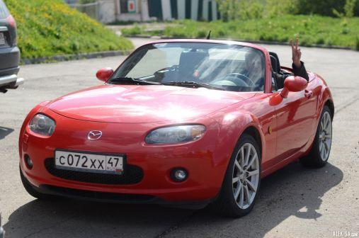 Mazda MX-5 2008 - отзыв владельца