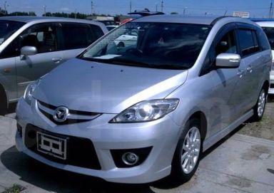 Mazda Premacy 2009 отзыв автора | Дата публикации 16.07.2014.
