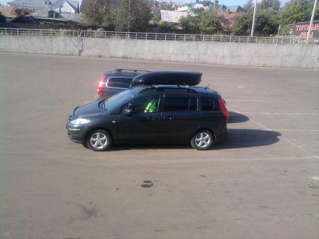 Mazda Premacy 2005 - отзыв владельца
