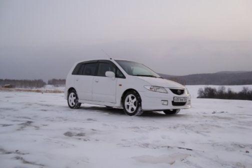 Mazda Premacy 2001 - отзыв владельца