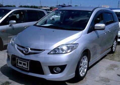 Mazda Premacy 2009 - отзыв владельца