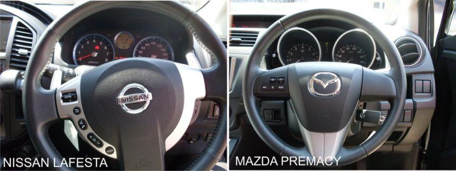 Mazda Premacy 2011 - отзыв владельца