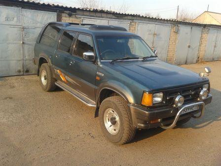 Mazda Proceed Marvie 1992 - отзыв владельца