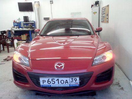 Mazda RX-8 2010 - отзыв владельца