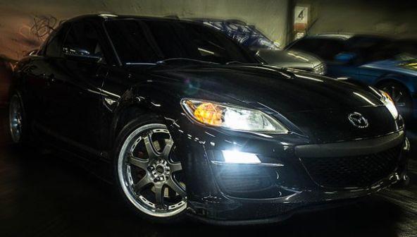 Mazda RX-8 2009 - отзыв владельца