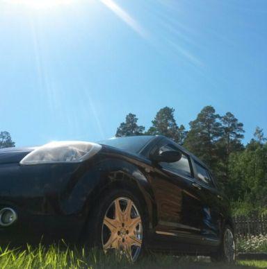 Mazda Verisa, 0