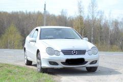 Mercedes-Benz C-Class, 2006
