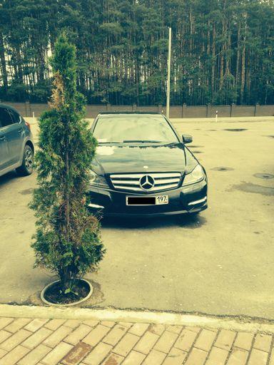 Mercedes-Benz C-Class, 2012