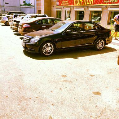 Mercedes-Benz C-Class отзыв автора | Дата публикации 23.01.2015.