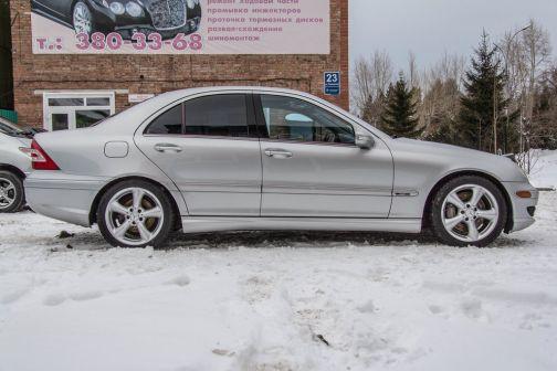 Mercedes-Benz C-Class 2004 - отзыв владельца
