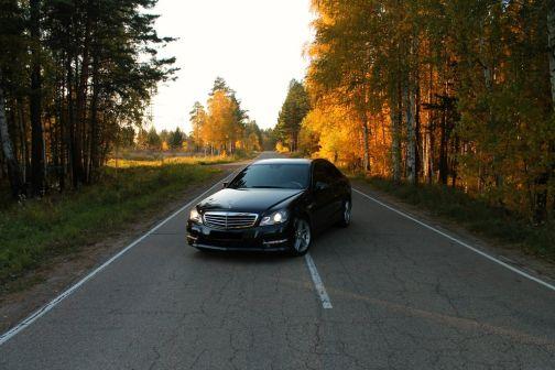 Mercedes-Benz C-Class 2013 - отзыв владельца