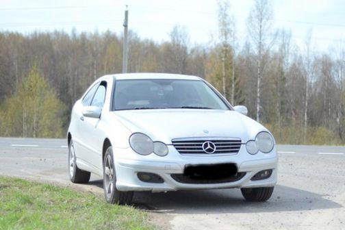 Mercedes-Benz C-Class 2006 - отзыв владельца
