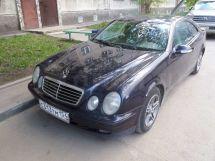 Mercedes-Benz CLK-Class, 2001