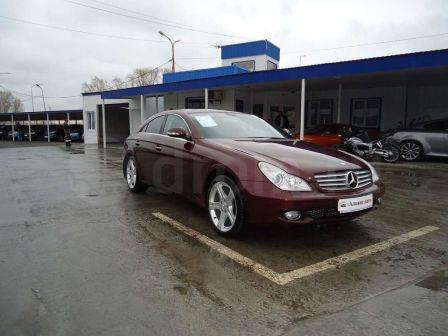Mercedes-Benz CLS-Class 2007 - отзыв владельца