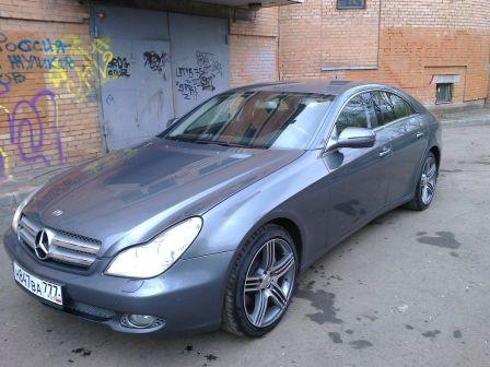 Mercedes-Benz CLS-Class 2008 - отзыв владельца