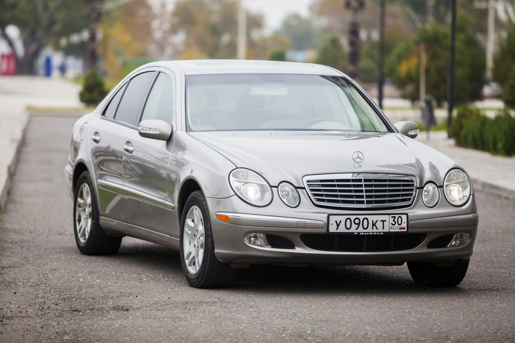 2006 mercedes e350 4matic reviews