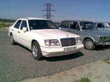 Mercedes-Benz E-Class, 1989