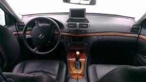 Mercedes-Benz E-Class, 2002