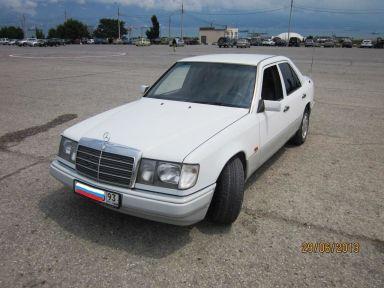 Mercedes-Benz E-Class, 1991
