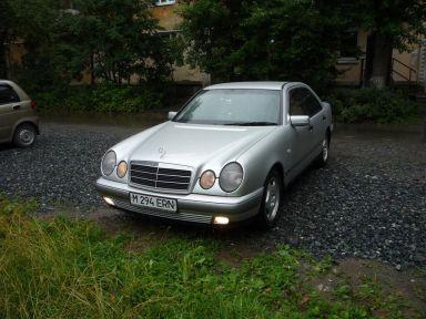 Mercedes-Benz E-Class, 1998