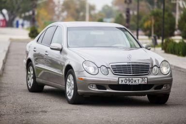 Mercedes-Benz E-Class, 2004