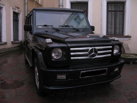 Mercedes-Benz G-Class 1992 - отзыв владельца
