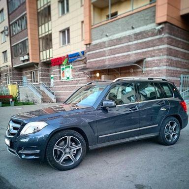 Mercedes-Benz GLK-Class, 2014