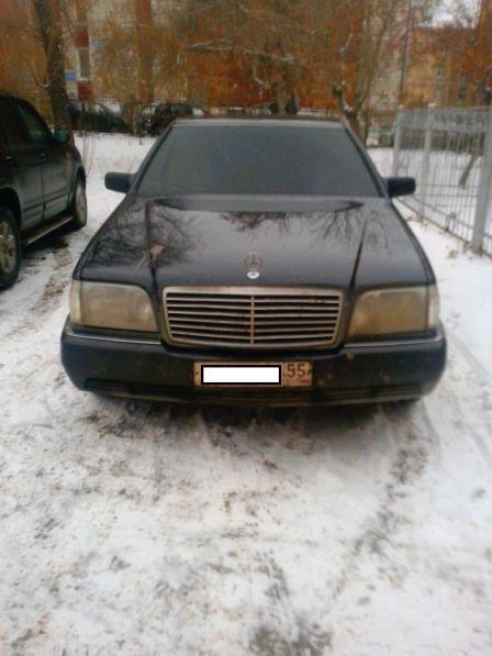 Mercedes-Benz S-Class 1994 - отзыв владельца