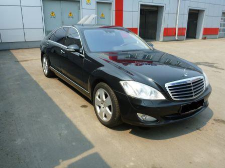 Mercedes-Benz S-Class 2007 - отзыв владельца