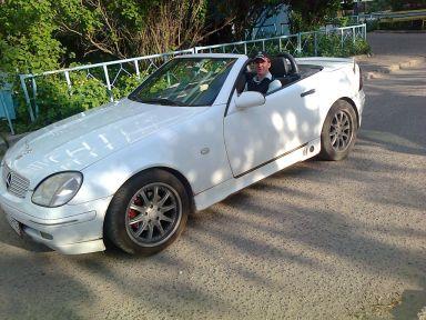 Mercedes-Benz SLK-Class, 1999