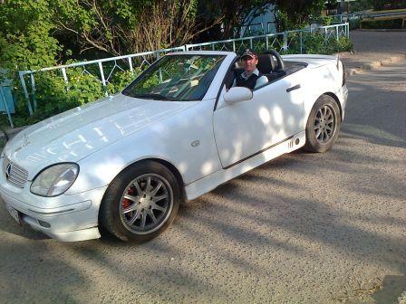 Mercedes-Benz SLK-Class 1999 - отзыв владельца