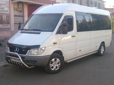 Mercedes-Benz Sprinter, 2005