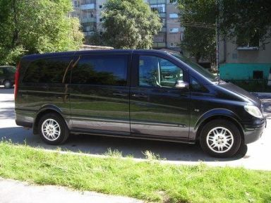 Mercedes-Benz Viano, 2007