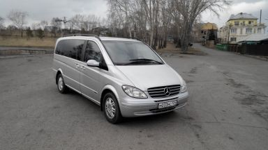 Mercedes-Benz Viano, 2004