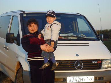 Mercedes-Benz Vito 2001 отзыв автора | Дата публикации 18.01.2014.