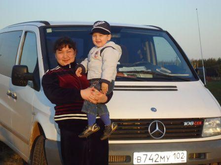 Mercedes-Benz Vito 2001 - отзыв владельца