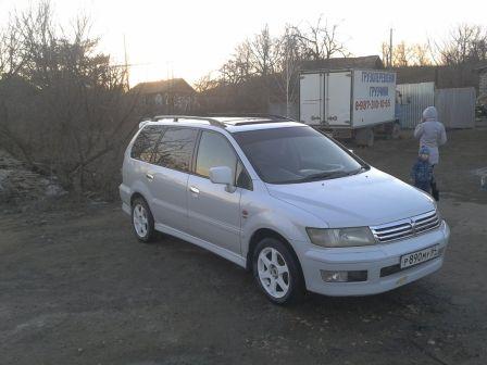 Mitsubishi Chariot Grandis  - отзыв владельца