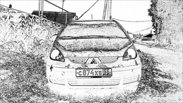 Mitsubishi Colt 2004 - отзыв владельца
